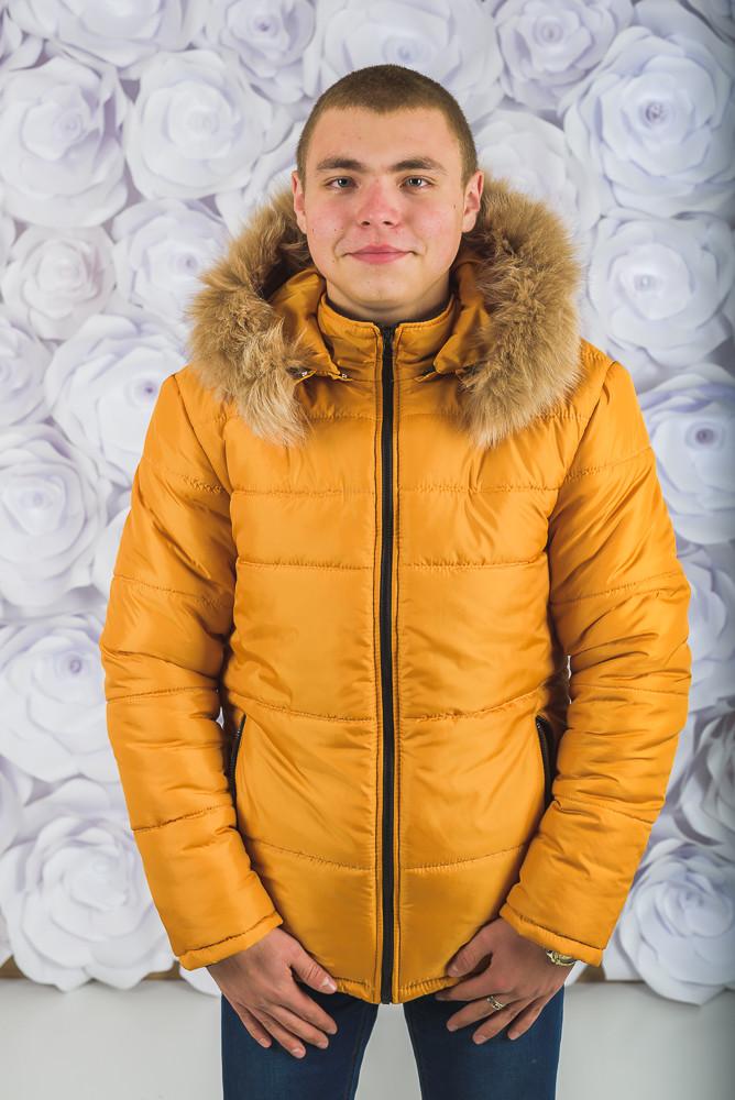 Мужская куртка зимняя