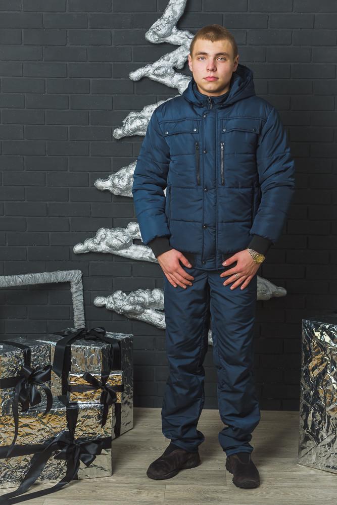 Спортивный костюм мужской зимний