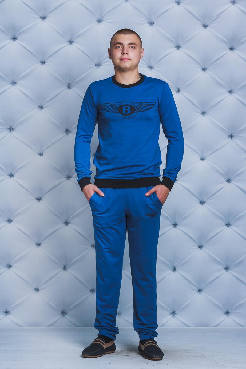 Мужской спортивный костюм джинс